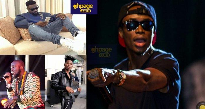 Rapper EL names his top 5 best Ghanaian rappers