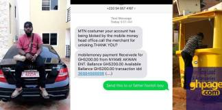 Shatta Wale's brother sends out reply to guy who tried to scam him