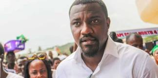 John Dumelo and 3 others pick forms to contest for Ayawaso West Wuogon seat