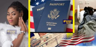 I wanted my son to be an American citizen - Joyce Blessing
