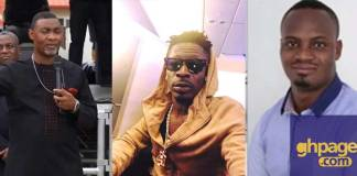 Shatta Wale is not dying anytime soon - Pastor Lawrence Tetteh