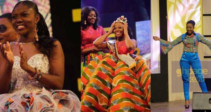 Abena from Eastern Region crowned Ghana's Most Beautiful 2018