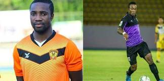 Ghanaian footballer arrested in Thailand for possession of fake visa stamp
