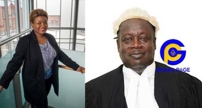 How I was raped by Anthony Forson Jnr,Ghana Bar Association President-Kuukuwa Andam recounts
