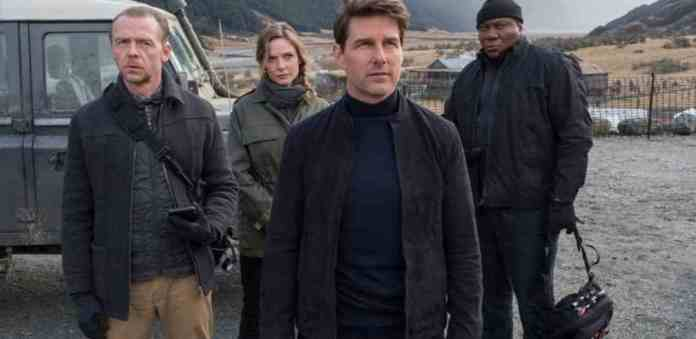 MISSION: IMPOSSIBLE – FALLOUT: