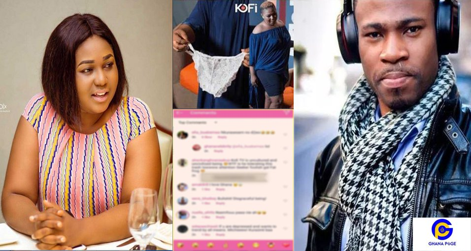 Ghanaians descend on Kofi Adoma & Xandy Kamel over live Pioto removal