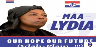 JUST IN: Late Agyarko's wife, Lydia Alhassan wins Ayawaso By-Election