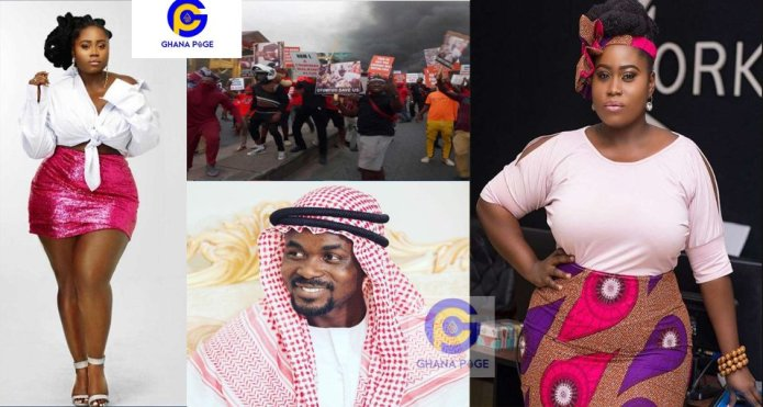 Nam1 is chilling, drinking pina Coladas; forget your monies - Lydia Forson