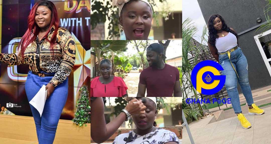 Kumawood goes Global:BBC News documentary on Kumawood star, Maame Serwaa finally out [Watch]
