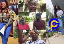 Kumawood goes Global:BBC News documentary on Kumawood star, Maame Serwaa finally out [Watch]
