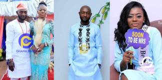 Photos:Man dies a day to his white wedding after completing the traditional marriage ceremony