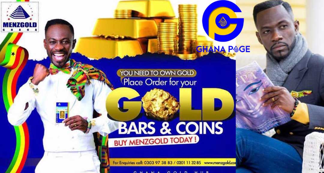 I was just an ambassador for Menzgold; I don't have a Pesewa saved there - Okyeame Kwame