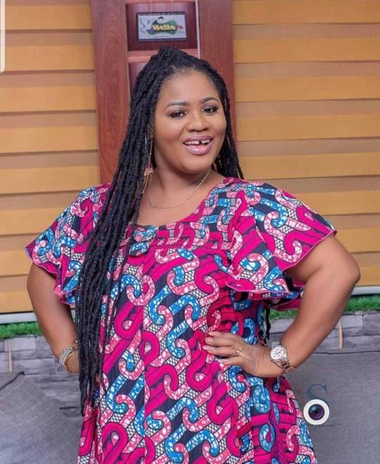 Obaapa Christy 1 - Obaapa Christy details why her last son has dreadlocks