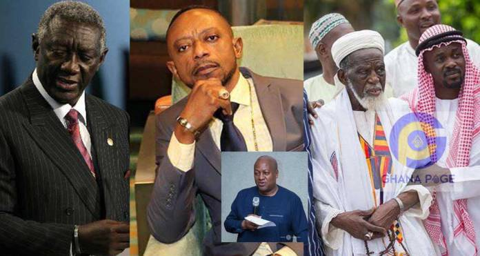 Mahama,Bawumia and Kuffuor to die in 2019 - Owusu Bempah reveals