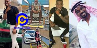 Meet the 9 most popular alleged Sakawa (Scammers) men in Ghana