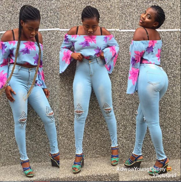 Slay queen who mistakenly showed off her V-jay jay threatens to kill herself