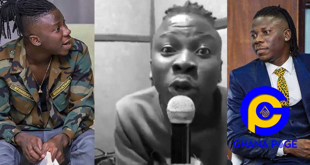 Meet Prophet Stonebwoy - The latest Sakawa prophet in Ghana [Video]