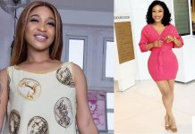 Christianity doesn't mean a boring life - Tonto Dikeh