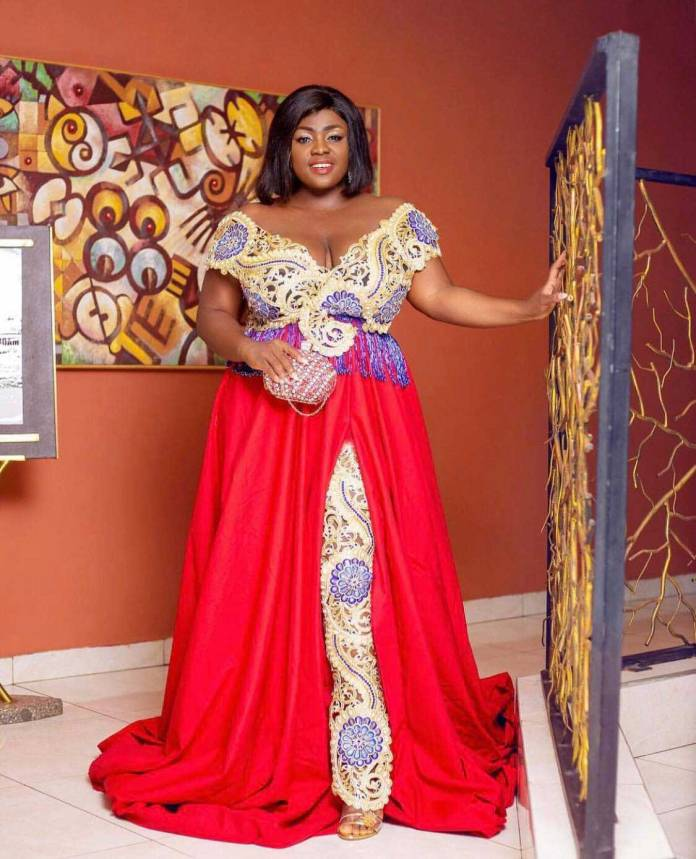 Tracey Boakye's Birthday Photos