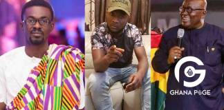 Video:UK based artist Skito Kofi pleads with prez Akufo-Addo to help Menzgold investors in UK