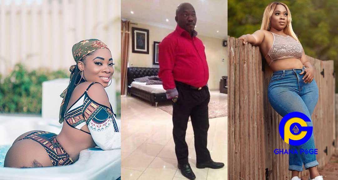AIK Livingstone Abani Moesha Boduong 2 - Moesha Boduong denies ever being 'chopped' by Livingstone Abani