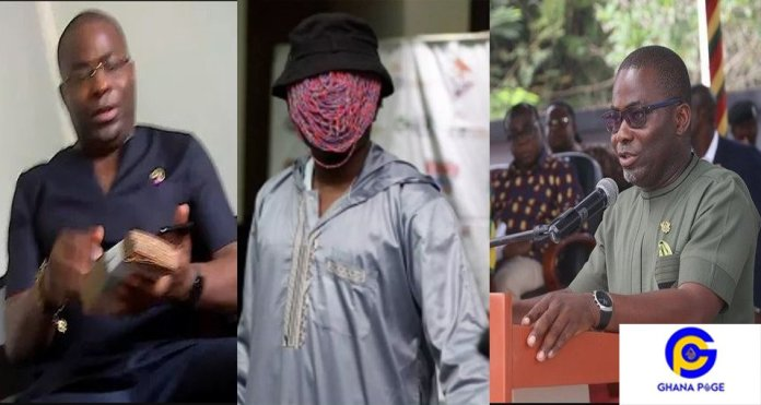 Presidential staffer, others caught in 'galamsey' deals in latest Anas video
