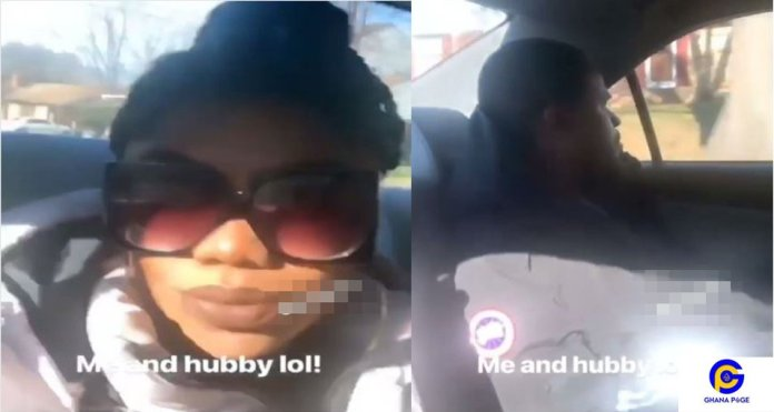 """First video of Becca and her """"hostile"""" husband after childbirth pops up"""