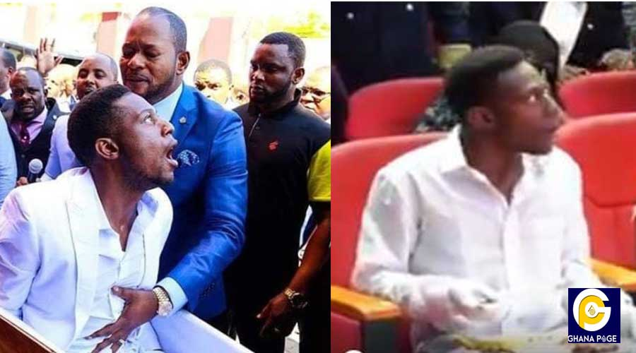 'Miracle' moment pastor Alph Lukau 'resurrects man from the dead'