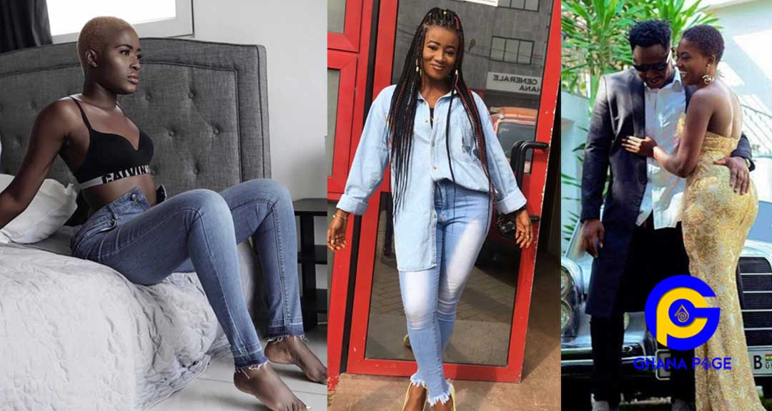 Fella Makafui Sister Sandy - Stop bragging and pay your rent-Sister Sandy exposes Fella Makafui