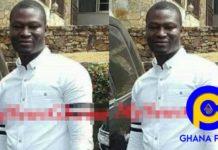 Minister's 'Invisible Forces Bodyguard' dies after Ayawaso by-election violence [Photo]