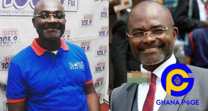 Video: I am richer than every politician in America except One man-Ken Agyapong brags