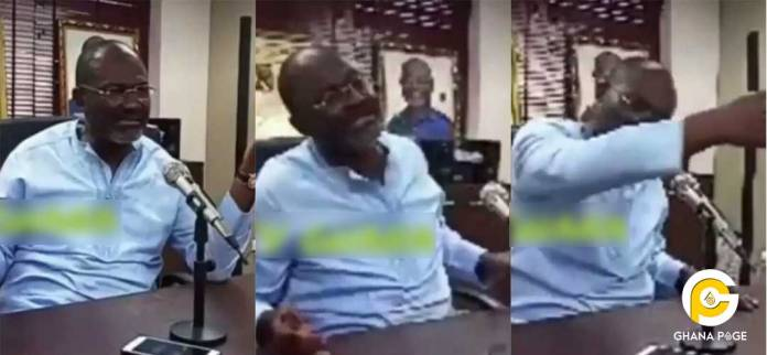 "'Stop asking me dumb questions""- Ken Agyapong tells Ghanaian Journalist"