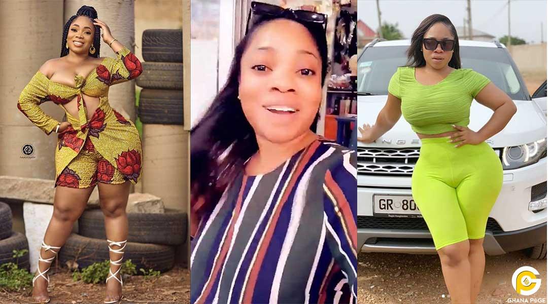 Moesha Boduong admits spreading HIV Virus - Your insults keep me going continue sending them – Moesha Boduong tells critics