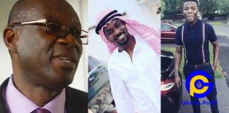 EOCO reacts to allegations of bribery from NAM1's brother [Video]