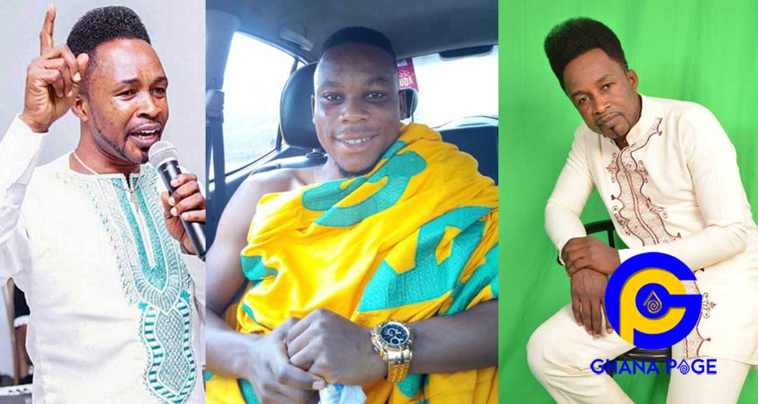 Audio: I will never chase after a dog that bites me- Omane Acheampong hits back at Nana Hoahi