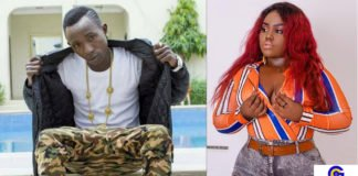 Patapaa flaunts his girlfriend Pa2Pa Queen Peezy on social media