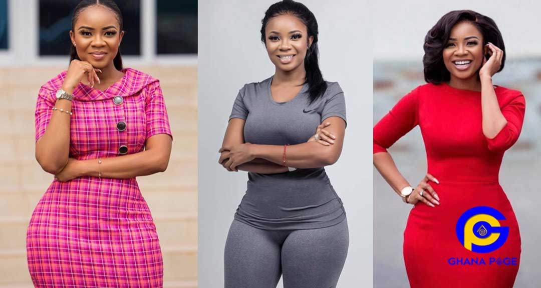 Serwaa Amihere 2 - I don't do men with pot bellies – Serwaa Amihere