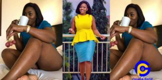 Cookie, host of GHOne's Tales From The Powder Room breaks the internet with a nude photo [SEE]