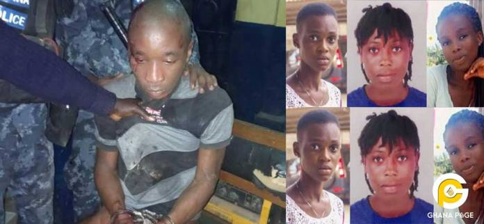 CID helped me to escaped from cells - Takoradi kidnapper confesses
