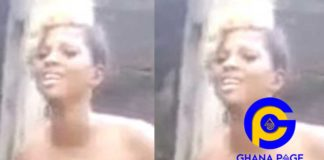 Lady stripped and pepper inserted in her Tonga publicly for allegedly stealing phone [Watch]