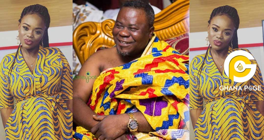 4th wife of Dr. Kwaku Oteng; Akua Ghana's most beautiful pregnant with 3rd child (Photos)
