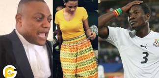 Maurice Ampaw describes Asamoah Gyan as a liar, evil and greedy after losing Sarah Kwablah's rape case
