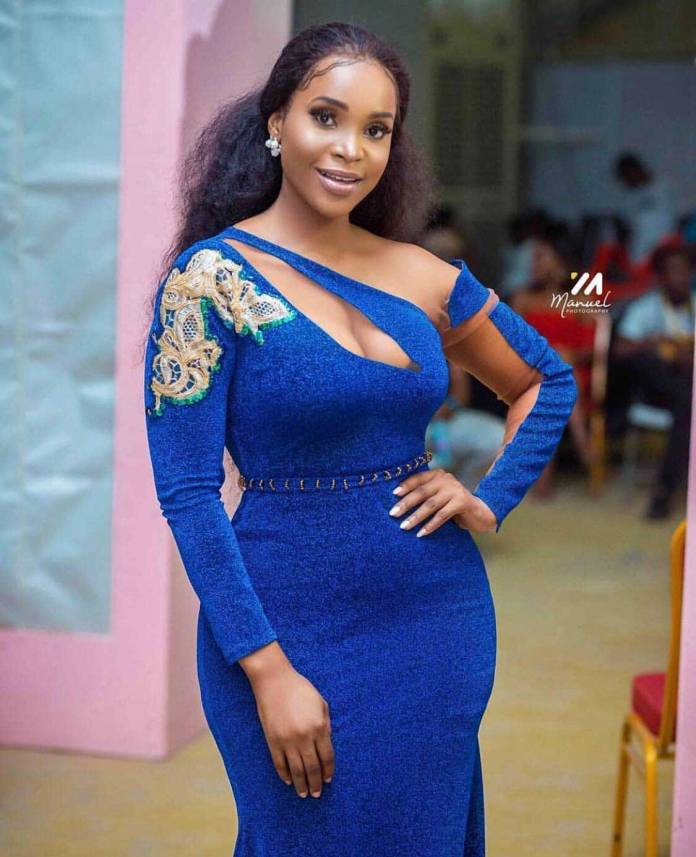 Benedicta Gafah 2 - 3 Music Awards 2019: All the red carpet moments you missed