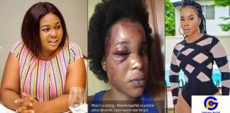 Benedicta Gafah's boyfriend beats her after aborting his child-Xandy Kamel