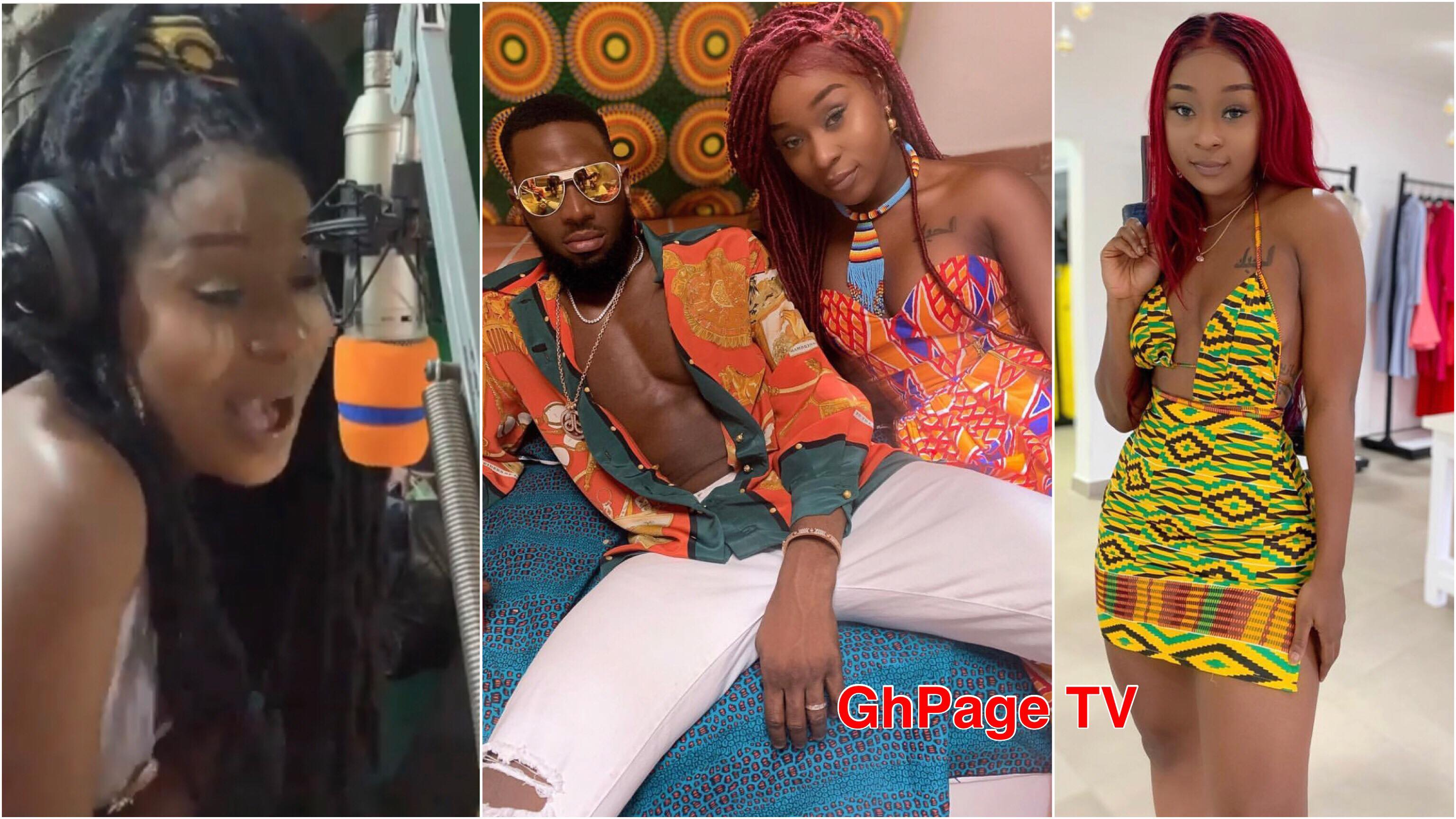 Efia Odo - I lost my virginity at the age of 16 – Efia Odo finally shares her story