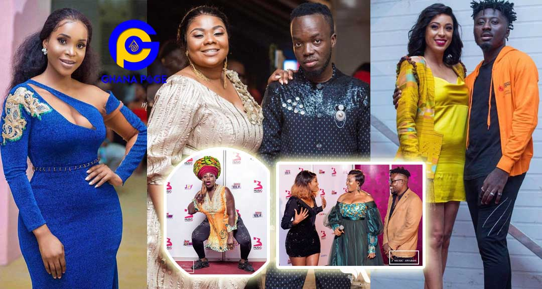 Ghanaian Celebrities - 3 Music Awards 2019: All the red carpet moments you missed