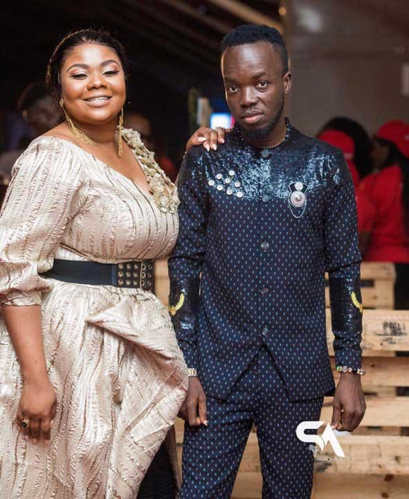 Gifty Osei Akwaboah - 3 Music Awards 2019: All the red carpet moments you missed
