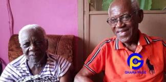 Veteran broadcaster Joe Lartey & wife celebrate 70yrs of marriage
