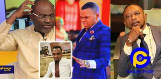 Video:Let me serve as president for just 4 years & I will drill these fake pastors ruff-Ken Agyapong