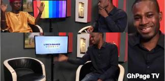 Video: Kofi Adomah finally gives details of how Prophet Cosmos Affran vanished from his studio
